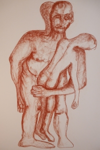 The Blind Lion, or Samael's Ignorance (Yaltabaoth)