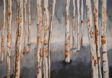 White Birches (Triads)