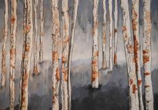 White Birches (Triads)